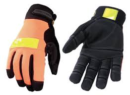 Youngstown Gloves Size Chart Youngstown Gloves Reflective Mechanics Performance Gloves