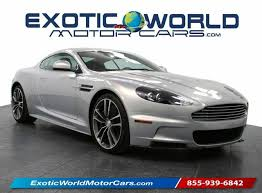 Used 2010 Aston Martin Dbs Coupe Rwd For Sale Right Now Cargurus