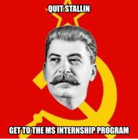Ouitstallin Getto The Ms Internship Program Microsoft Fixed Their