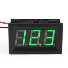 drok dc voltage voltmeter drok 090079 dc voltmeter