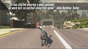 goat simulator 2016 is the best video game about being a goat you will ever play the independent