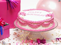 Birthday Cake Hd Happy Birthday Cake Birthday Cake Wallpapers