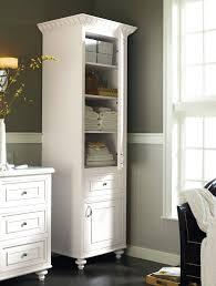 Tall Narrow Linen Cabinet Espresso With Hamper. Tall Corner Bathroom Linen  Cabinet Ikea Narrow With Doors.