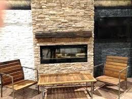 stone veneer fireplace faux fireplace stone veneer stone veneer fireplace surround over brick