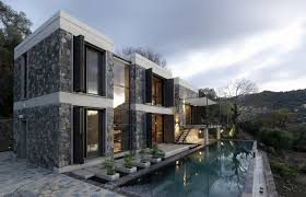 Innovation Modern Home Architecture Stone But Traditional House Design D For Ideas