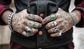 Vracíme Se K Tetování Přírodních Národů Vitaliacz