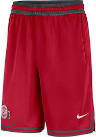Liddell, kyle young and duane washington jr. Amazon Com Nike Mens Ohio State Buckeyes Dna Dri Fit Basketball Shorts Large Red Clothing