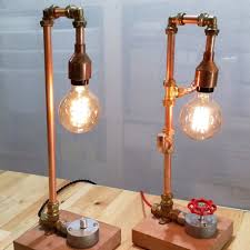 industrial copper lamp work singapore