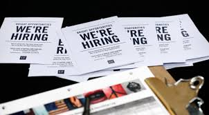 economy adds jobs in unemployment drops to percent