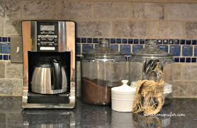 Kitchen Coffee Station Kitchen Archives I Am A Homemaker