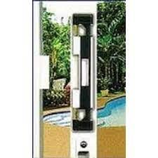 sliding patio door double bolt security