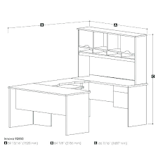 office desk size. Reception Desks Dimensions Desk Heights Office Height Average Of An Table . Size