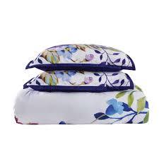 Garden Bloom Full / Queen Comforter Set