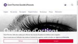 Grant Thornton Societe d'Avocats (Neuilly-sur-Seine) | Avis, Emails,  Dirigeants, Chiffres d'affaires, Bilans | 752656017