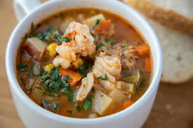 Restaurant-Style Seafood Soup ...
