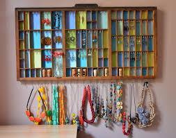 Jewelry Organizer Diy Jewelry Organizer Diy To Organize Your Jewelries Heroulocom