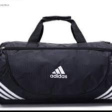 adidas gym bag. sale) (2 colours) authentic adidas gym duffle bag with detachable sling