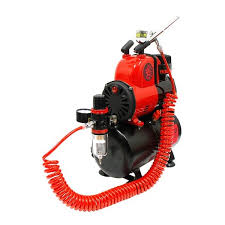 beetle bug tank compressor package airbrush compressor plastic model for painting