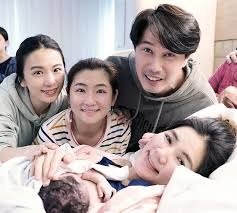 S.H.E. singer Ella Chen gives birth to baby boy, Entertainment ...