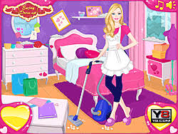 play barbie house makeover game online y8 com