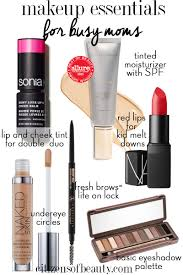 plete makeup essentials for moms guide