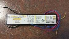fluorescent light ballast ge lighting 23675 ge 432 120 n 120v proline fluorescent electronic ballast