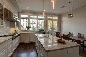 Kitchen In A Brownstone Renovation Park Slope Brooklyn Ben