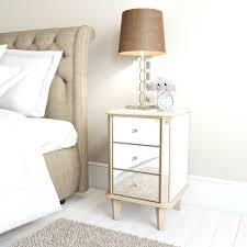 gold bedside table mirrored gold leaf 3 drawer bedside table gold bedside tables nz