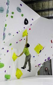 bouldering wall rock climbing wall