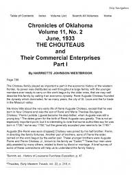 Chronicles of Oklahoma, Volume 11, number 2; page 29 - Chronicles of ...