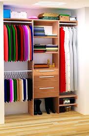 canvas closet organizer shelves cloth plans for 5 to 8 full