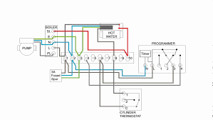 central heating electrical wiring part 2 s plan you rh you com honeywell 3 port diverter valve wiring diagram honeywell 3 port zone valve wiring