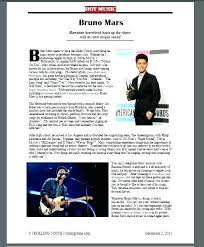 Magazine Article Format Template Magazine Article Layout Template