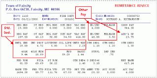 Sample Check Stub Print Payroll Checks Sample