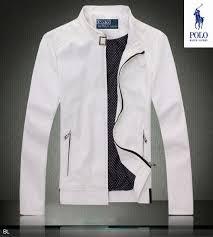 leather white ralph lauren jackets 18 mens