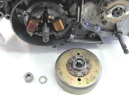 powerdynamo assy instructions for amf aermacchi harley davidson take the woodruff key from the crank pin it will not be needed any more and prevent assembly if you forget this right at start you will have to take the