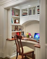 closet office desk. Office Nook - This Is So Cute And Cozy! Closet Desk