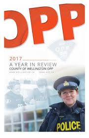 Wellington County Opp Annual Report 2017 By Wha Publications Ltd
