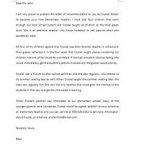 Letter Of Recommendation For Teacher And How To Write A Good