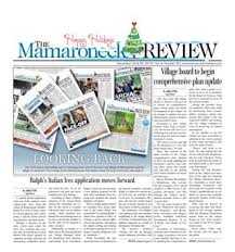 December 23 2016 By The Mamaroneck Review Issuu