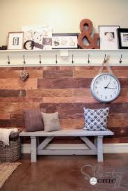 diy apartment furniture. DIY Plank Wall Diy Apartment Furniture I