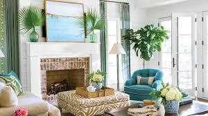 Coastal furniture ideas Dining Southern Living Beach Living Room Decorating Ideas Southern Living