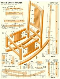 wooden rocking chair plans. wooden rocking chair plans blueprints \u0026 materials list youll learn.