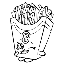 Season 2 - Shopkins Coloring Pages