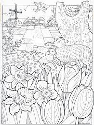 Kleurplaat Voorjaar 3 10 Jaar Bijbels Opvoedennl Regarding 10