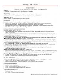 Nurse Resume Objective Examples Objective For Nursing Resume Top Nurse Example Writing Sample Tips 19