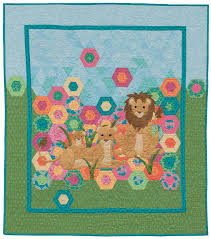 Animal Quilt Patterns Impressive Animal Parade 48 Charming Applique Quilts For Babies That Patchwork