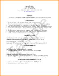 Call Center Resume Skills Uxhandy Com