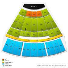 Verizon Theatre At Grand Prairie Tickets