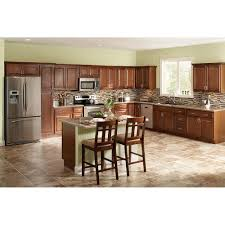 Home Depot Kitchen Furniture Hampton Bay Hampton Assembled 18x90x24 In Pantry Kitchen Cabinet
